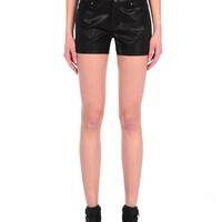Blank NYC Vegan Leather Short - Chill Pill