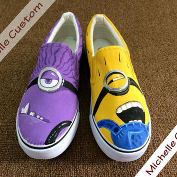 Vans Custom Painted Shoes,Vans Custom Design Shoes Hand Painted Shoes,Flats Shoes,Custom Vans,Canvas Shoes,Birthday Gifts