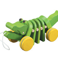 Child's Dancing Alligator Toy