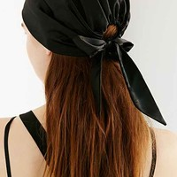 Eugenia Kim Cleo Black Headscarf- Black One