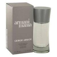 Mania Eau De Toilette Spray for Men By Giorgio Armani