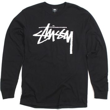 Old Stock Longsleeve T-Shirt Black