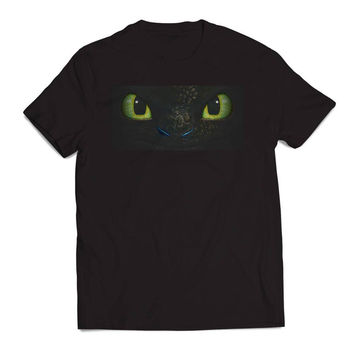 How To Train Your Dragon 2 Toothless Clothing T shirt Men