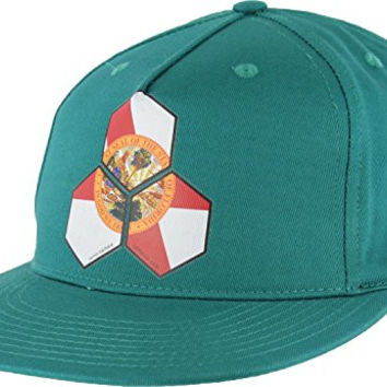 Channel Island Florida Hex Snapback