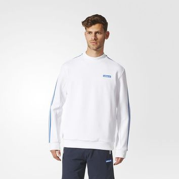 adidas Tennoji Crew Sweatshirt - White | adidas UK