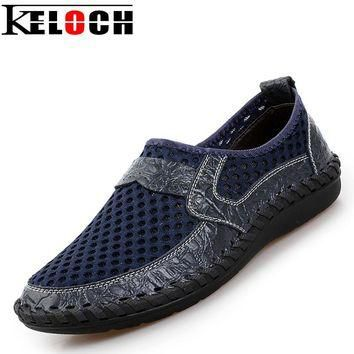 new Summer Breathable Men Casual Shoes size 789