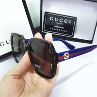 Gucci New Fashion Polarized Women Men Shades Eyeglasses Glasses Sunglasses