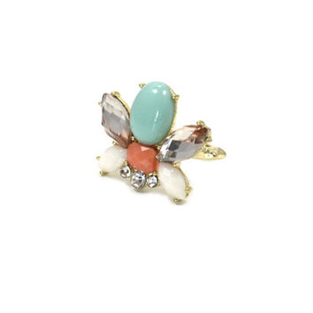 Bee Mint Ring