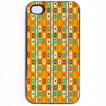 iPhone 4 4s Aztec Pattern Hard iPhone Case Comes in by KustomCases