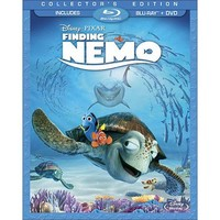 Finding Nemo (3 Discs) (Includes Digital Copy) (Blu-ray/DVD) (W) (Widescreen)