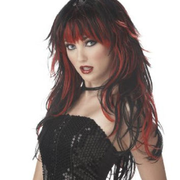 California Costumes Women's Tempting Tresses Wig