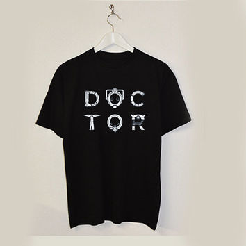 doctor who T-shirt unisex adults USA