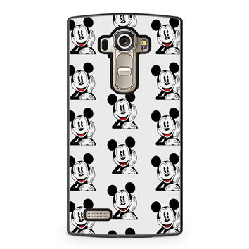 Mickey Mouse all LG G3 LG G4 LG G5 Case