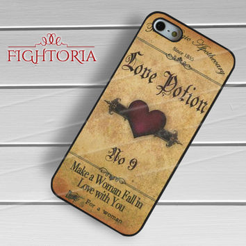 Love Potion Vintage Label -end for iPhone 4/4S/5/5S/5C/6/6+,samsung S3/S4/S5/S6 Regular/S6 Edge,samsung note 3/4