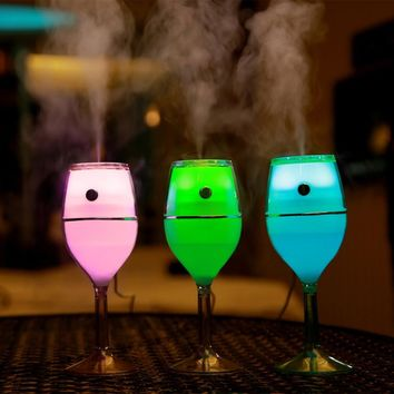 Hot New Wine Cup Humidifier's