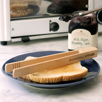 Stonewall Kitchen Toast Tongs from Stonewall Kitchen | BHG.com Shop