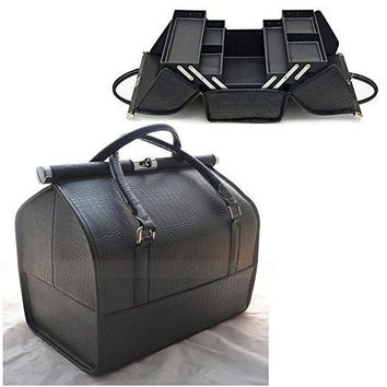 Laney Xcel Couture Professional Train Case with Extendable Trays