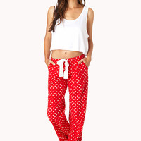 Queen of Hearts PJ Pants