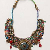 Anthropologie - Nazar Bib Necklace