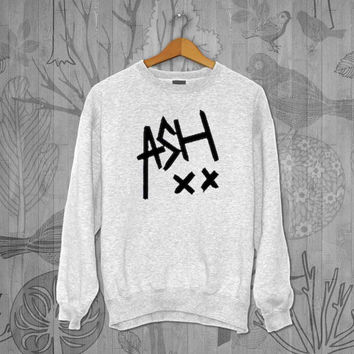 ASH ashton irwin, Unisex Adult Long Sleeve T-Shirt Sweater Sweatshirt, for men and women Available Size S,M,L,XL,XXL