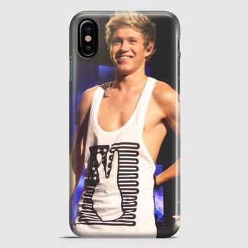 Niall Horan iPhone X Case