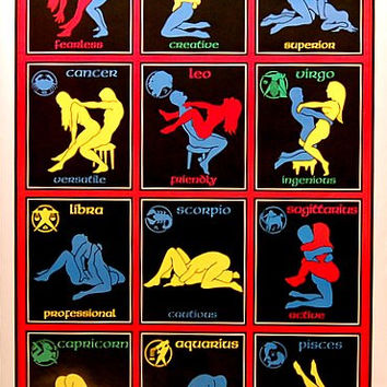 Astrological Sex Positions 91