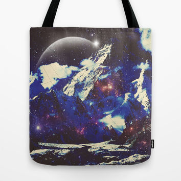 Comet Tote Bag by DuckyB (Brandi)