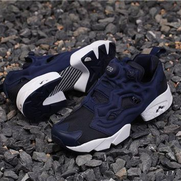 kuyou Reebok Pump Fury OG 'Dark Blue' (Tmall ORIGINAL)