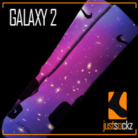Custom Nike Elite Socks : Galaxy 2