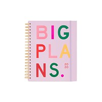Big Plans 12 Month Large Planner