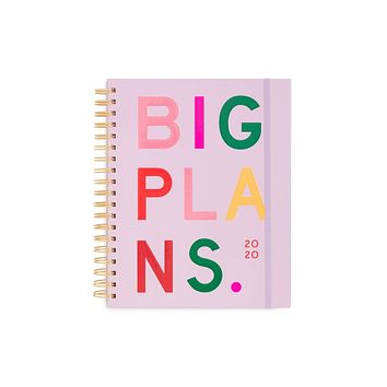 BAN.DO LARGE 12- MONTH PLANNER - BIG PLANS