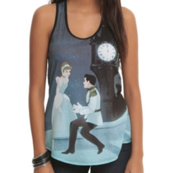 Disney Cinderella Midnight Girls Tank Top