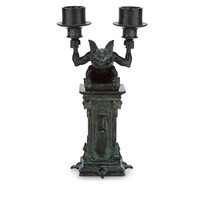 The Haunted Mansion Candle Holder