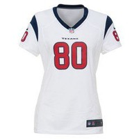 Academy - Nike Women's Houston Texans Andre Johnson Game Jersey