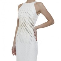 Versace Collection Studded Pencil Dress | JULES B