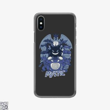 Blue Mystic, Pokemon Phone Case