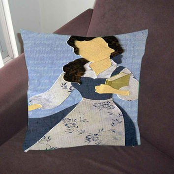 Disney Princess - Pillow Case, Pillow Cover, Custom Pillow Case *02*