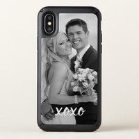 Love Personalized Photo Speck iPhone X Case