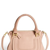Women's Chloe 'Marcie - Small' Leather Satchel - Pink