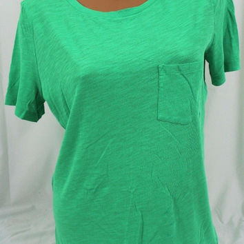 Victoria's Secret Short Sleeve Pocket T Shirt