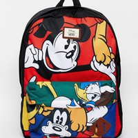 Vans x Disney Mickey and Friends Backpack
