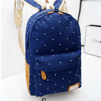 Casual Canvas Travel Bags [6580919047]
