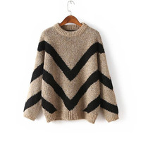 Thicken Sweater Winter Round-neck Pullover Jacket [8431754701]