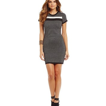 Lucy Paris Super Mod Mini Dress | Dillards
