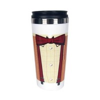 Doctor Who 11th Doctor Bowtie Exclusive Travel Mug