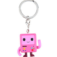 Funko Adventure Time Pocket Pop! Blushing BMO Key Chain Hot Topic Exclusive