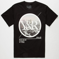 YOUNG & RECKLESS Split View Mens T-Shirt | Graphic Tees