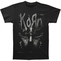 Korn Men's  Third Eye T-shirt Black