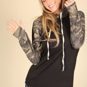 Preorder - Camo Perfection Hoodie