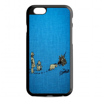 vintage winnie the pooh 3 For iphone 6s case